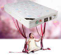 High quality twin size bedroom furniture children pocket spring mattress