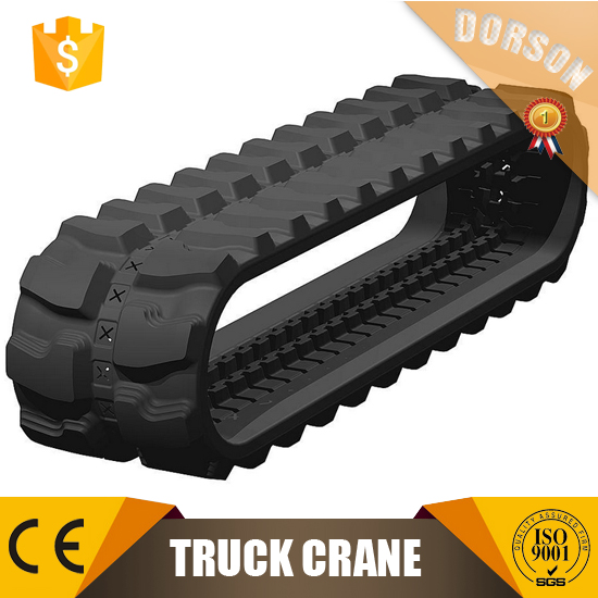 ISO9001 Certification PC20 excavator parts rubber track hot sale