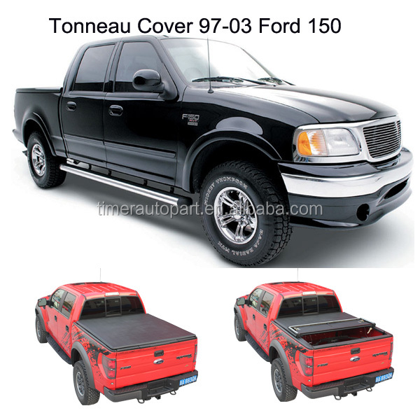 custom car accessories for 97-03 Ford 150 folding tonneau covers for pickup trucks