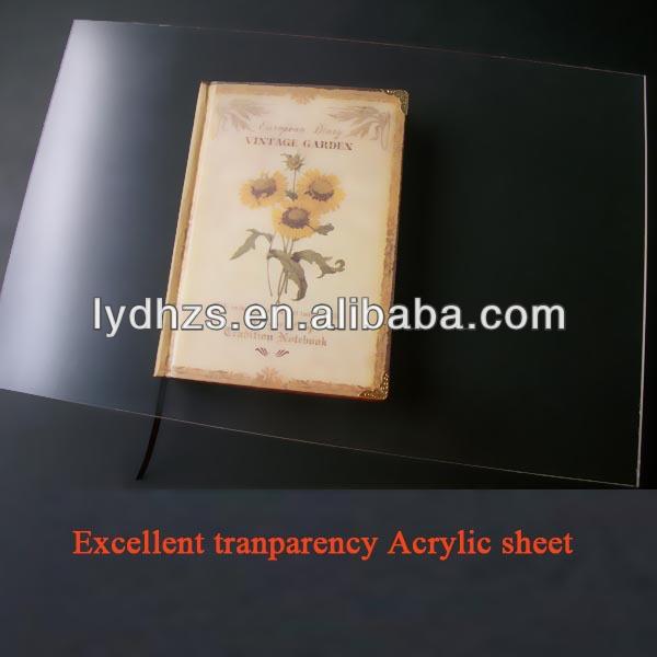 Facing Thin Acrylic Sheet For Furnitures Buy Plexiglass