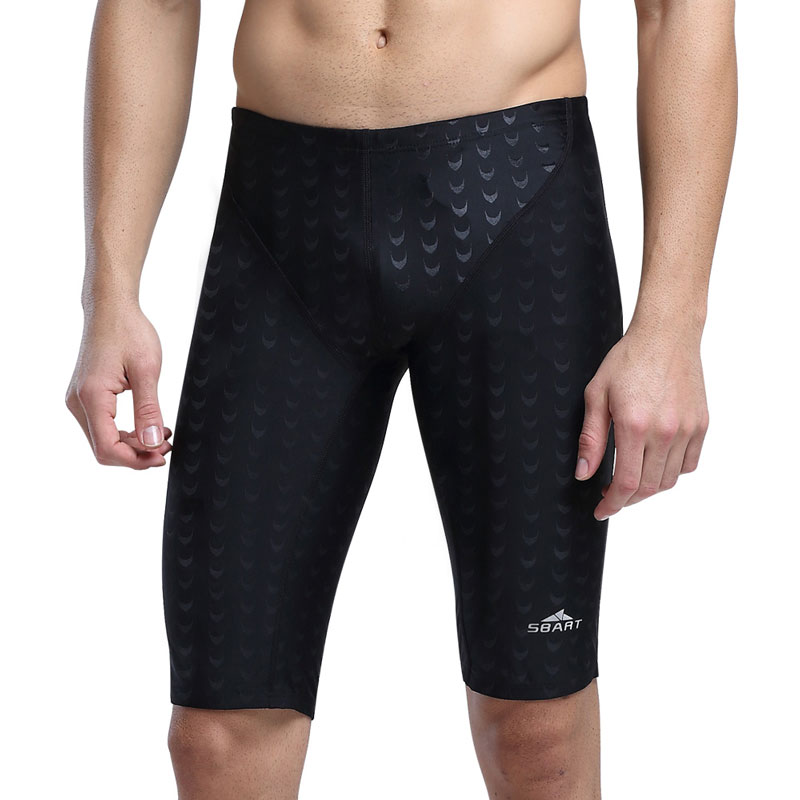 SBART Anti UV Men <strong>Trunks</strong> Swimming <strong>Trunks</strong> Surfing <strong>Trunks</strong> Men Swimwear Shark Fin Shark Skin Surfing Diving