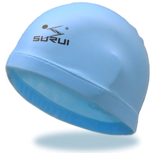polyester PU Coated Swim Cap with Your Logo