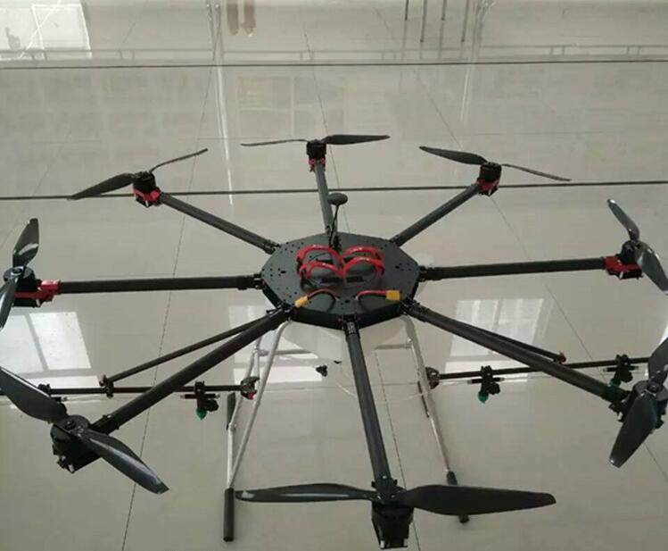 Drone Sprayer For Agriculture With GPS Crop Duster