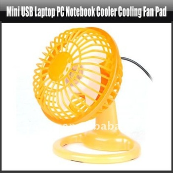 Mini USB Laptop PC Notebook Cooler Cooling Fan,YAN110A