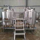 beer brewing equipment 10bbl, fine polishing beer making machine