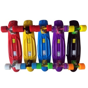 Environmental protection material Aluminum nice skateboards