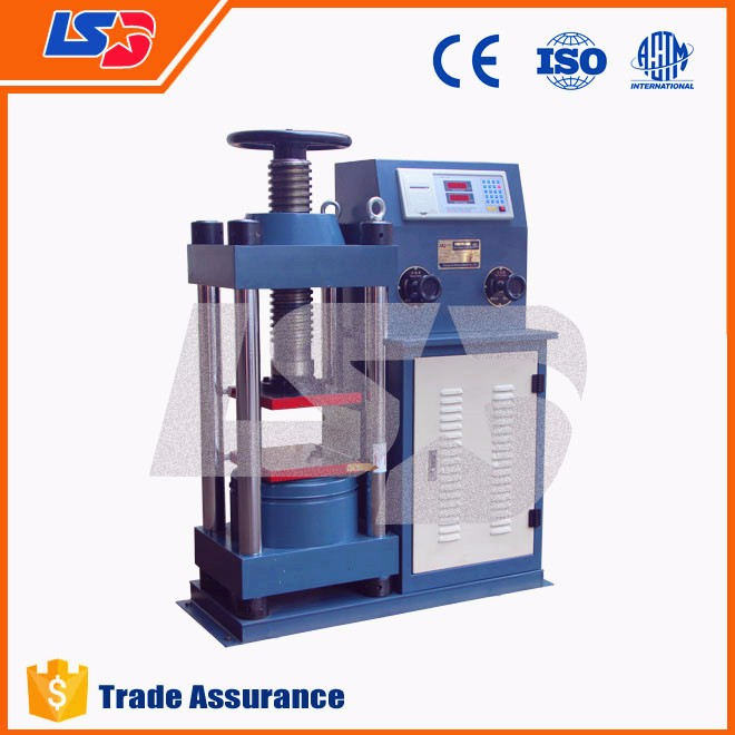 LSD TSY-2000 Concrete Compression Measuring And Test Instruments