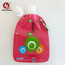 plastic soft drink bag bpa free bottle disposable water pouch for kids