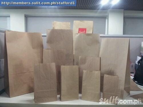 Philippines Brown Kraft Paper Bags, Philippines Brown Kraft