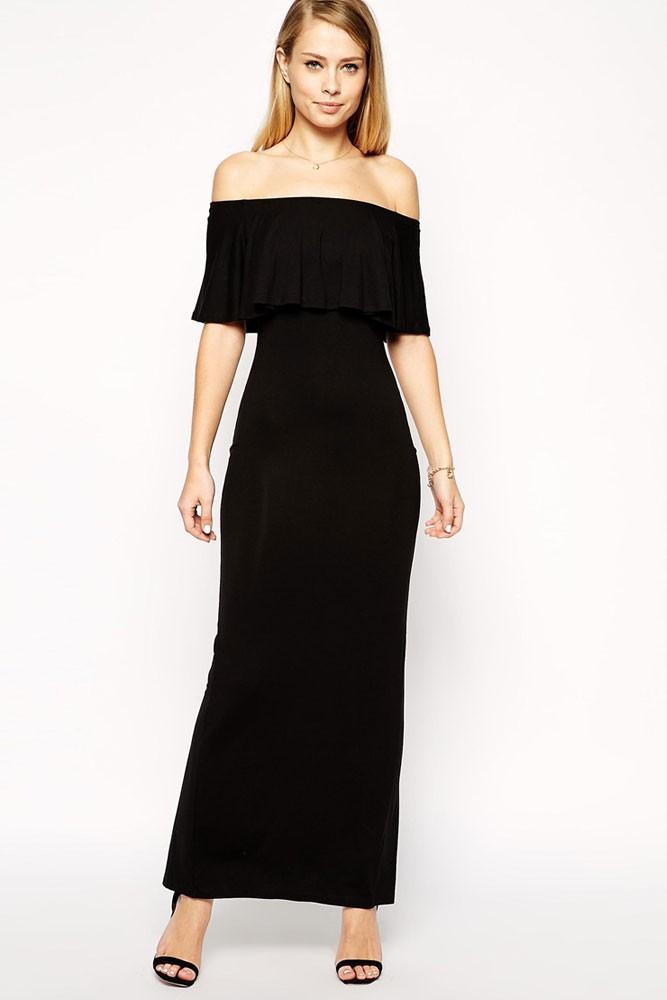 7900c2aa5 Cheap Bardot Black Dress