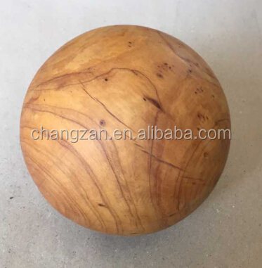 6171 New Naturally Root Carving Ball
