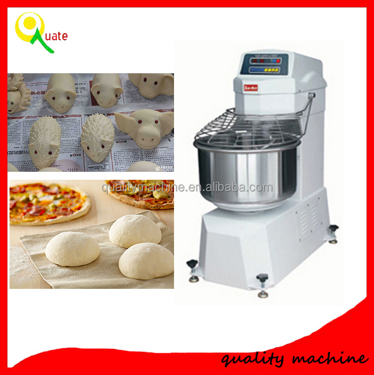 10L Dough mixer, stainless steel mixer with CE approval, high speed mixer