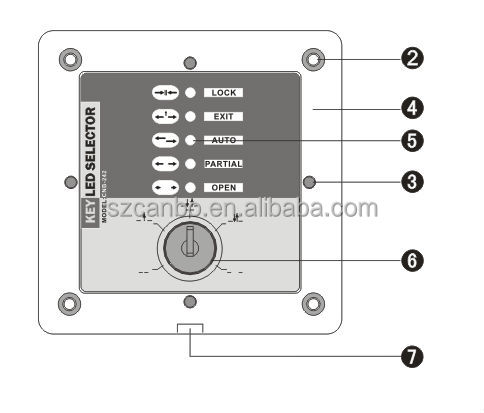 salzer rotary switch wiring diagram meetcolab salzer rotary switch wiring diagram ac dc18 36v electric rotary auto on off switch