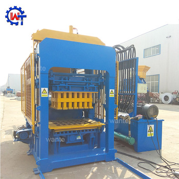 2019 most popular  flat maxi block making machine brick for sale in usa