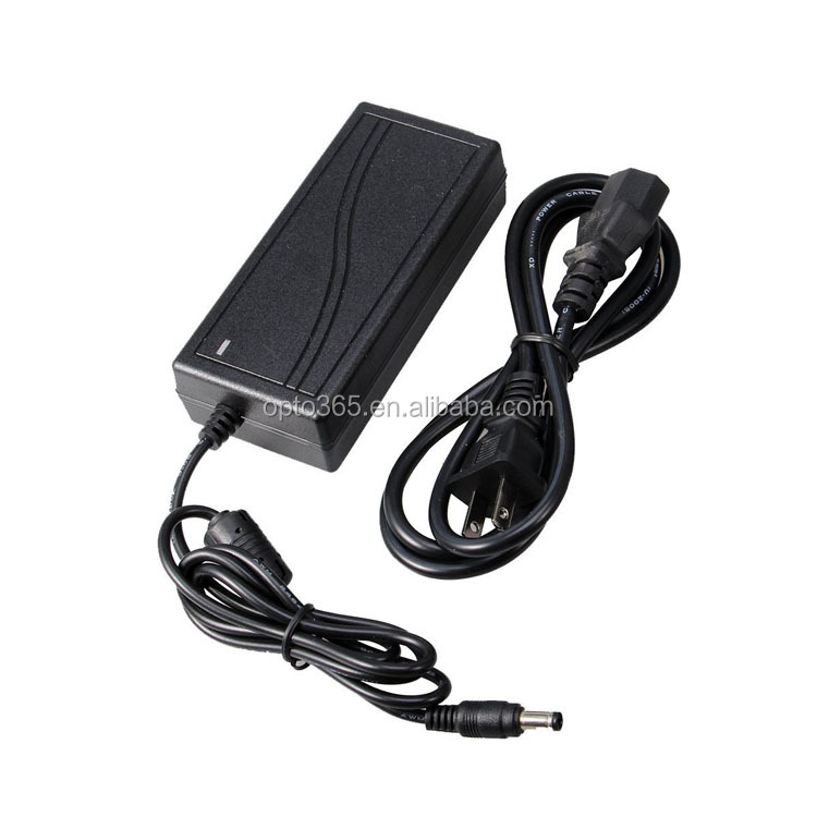 60 watt AC DC Adaptor 12 v 5a power adapter 12 volt 5 amp DC power supply