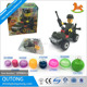 New products 2016 kids small ligo toy for capsule from China.