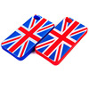 Fashion Cheap Silicone UK Flag Design Mobile Phone Case Cover