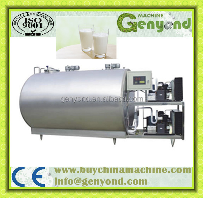 Industrial Milk Storage/Cooling/Transport Tank with Best Factory Price