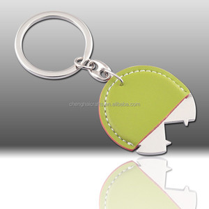 Wholesale Leather Bottle opener Keychain