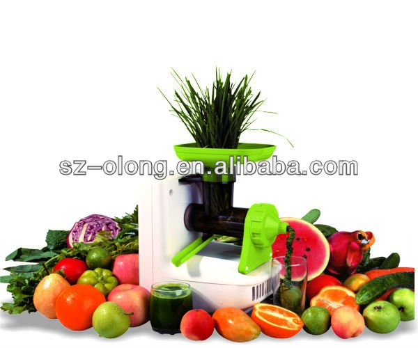 wheatgrass vegetable juicer