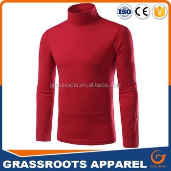 2954d19e Wholesale Cheap Man Tshirts 100% Polyester Long Sleeve Polo T Shirt Bulk  Blank Colorful Mens