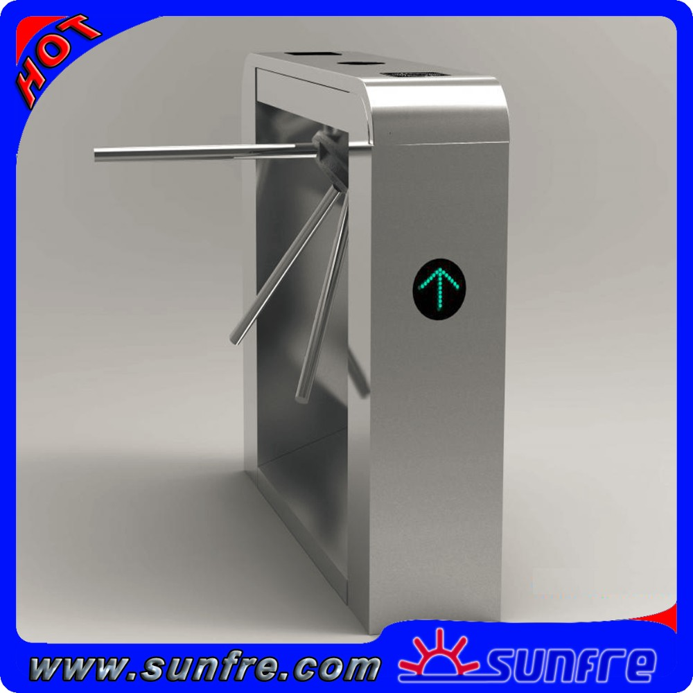 Automatic Card Reader ~ Automatic gate smart card reader manual flap barrier