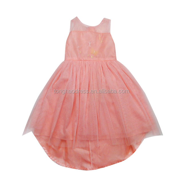 2018 Latest 2-8 Girl Fashion Princess Dress