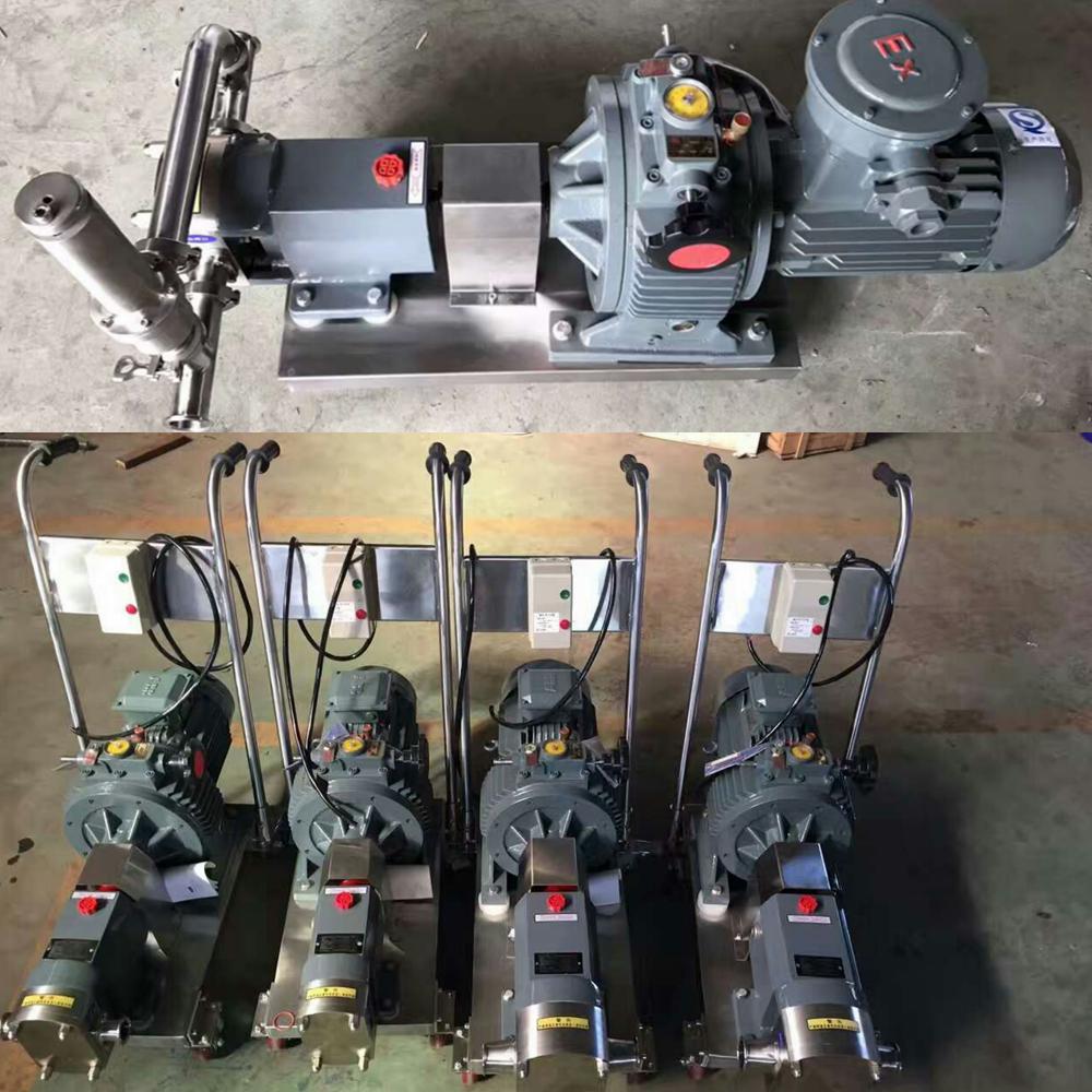 Stator und rotor laminierung stanzen bitumen pumpe lappen rotor pumpe