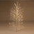 Outdoor White twig branch Artificial Christmas Tree light
