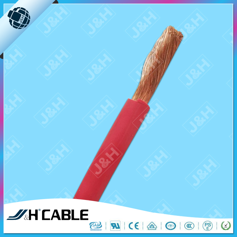 SGT 2AWG PVC automotive wire