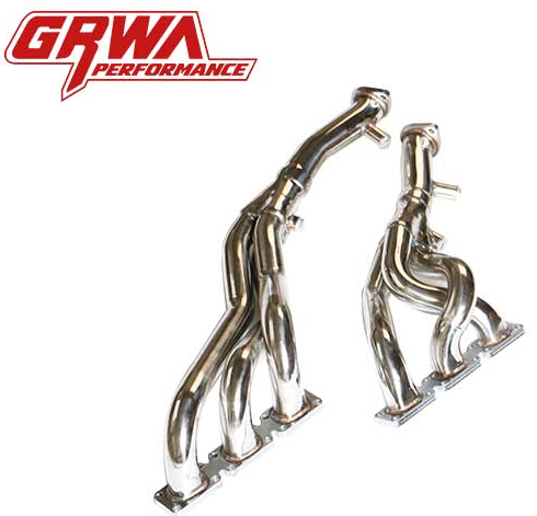 China best quality GRWA stainless steel exhaust and muffler