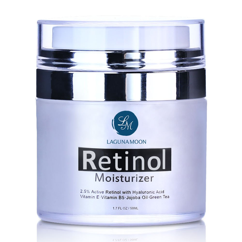 Cheap Retinol Day Cream Find Deals On Line At Vitamin E Hyaluronic Acid Facial Serum Oil Skin Care Anti Aging Moisturizing Get Quotations Lagunamoon Moisturizer For Face And Eye With 25