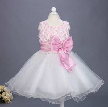 New Fashion Korean GirlS Princess Lace Dress Birthday For Baby Girl 2 5 Year