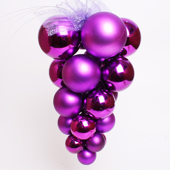 Get Quotations Christmas Decoration Red Purple Pink Blue Gold Rose 6 Colors For You Choice Hot