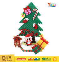 12,000 Beads & 4 Pegboards kids craft Personalise wholesale Cheap oem fuse beads for education