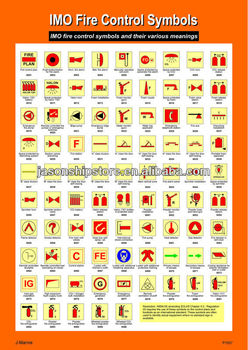 Imo Fire Fighting Symbols Related Keywords & Suggestions - Imo Fire