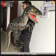 Cet-A-1643 Attractive dragon puppet realistic animatronic dinosaur costume for kids