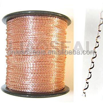 SW-003 Copper with nylon Sealing wire