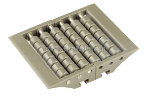 Conveyor spare parts transition conveyor accumulation rollers with good quality for transimission conveyor