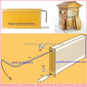 New Design Plastic Beehive Frames For Apiculture Buy Plastic