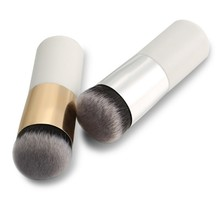 Fashion cute flat makeup brush cosmetic foundation soft brush wholesale