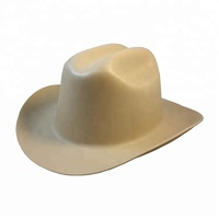 High Quality Custom Embroidery Cowboy Safety Hard Hat