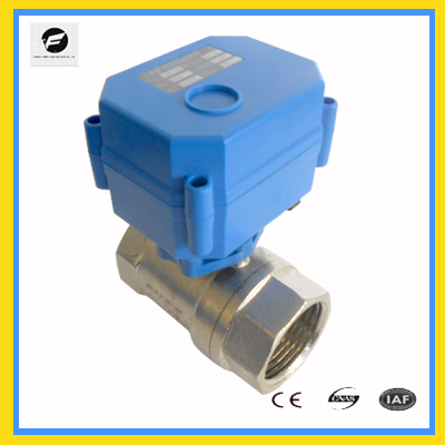 Sales No.1!!! TF-CWX-15Q electrical motorized ball valve High-Quality export water controll valve 1/2'' 3/4'' 1'' dn15 dn25
