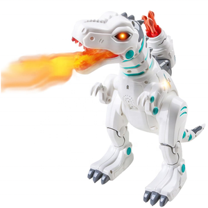 Amazon hot selling Hi-Tech Wireless Remote Control Robot Dinosaur  Interactive RC Robot Toy