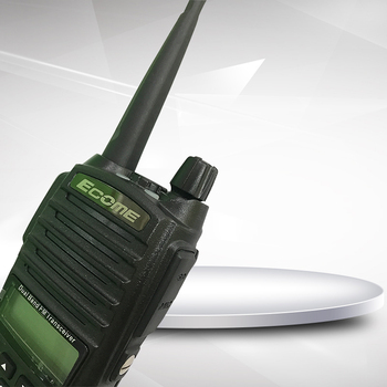 small uhf vhf walkie talkie ce rohs factory price woki toki Ecome ET-UV200