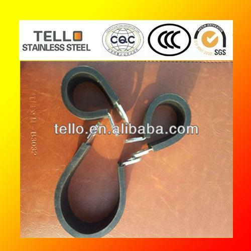 stainless steel rubber dam clamp