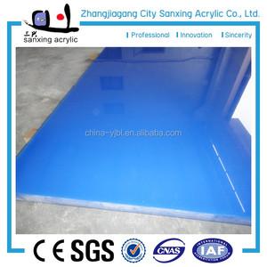 Hot Sale Beautiful Iridescent Acrylic Sheet Fluorescent dichroic filter