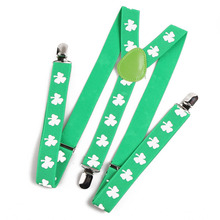Promotion custom silkscreen fashion suspenders For Wholesale