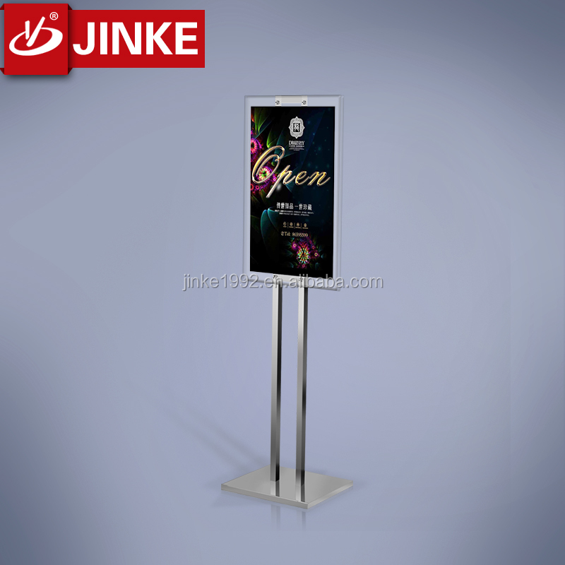 JINKE Christmas Outdoor Sign a1 Poster Information Signage Bill Board Stand