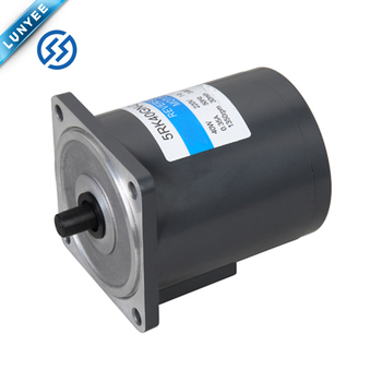 25w Low Rpm High Torque Small Ac Electric Reversible Gear Motor